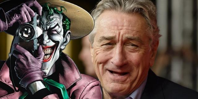 OFICJALNIE: Robert De Niro prowadzi rozmowy w sprawie angażu w filmie Joker