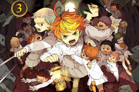 The Promised Neverland, tom 3 – recenzja mangi
