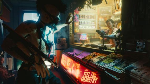 Cyberpunk 2077 - zobacz unboxing edycji kolekcjonerskiej [E3 2019]