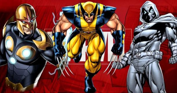 Zupełnie nowe postacie w MCU po Avengers 4. Jest jedna faworytka