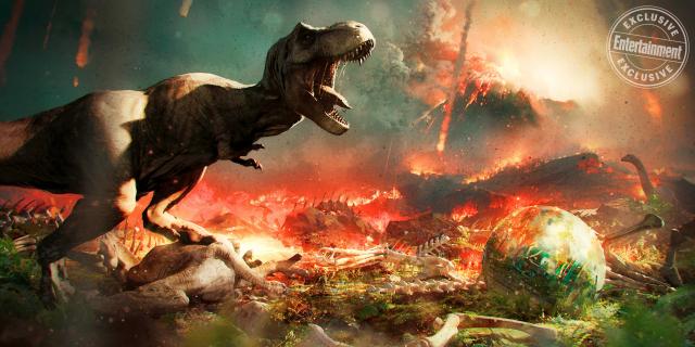 Niezwykłe szkice koncepcyjne z filmu Jurassic World: Upadłe królestwo – zobacz galerię
