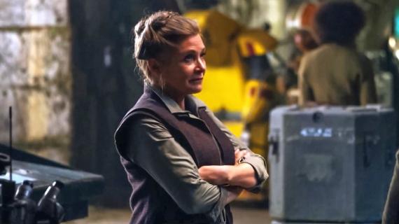 Gwiezdne Wojny: część IX – Rodzina Carrie Fisher wyraziła zgodę na obecność aktorki