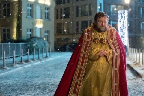 Olaf Lubaszenko w świątecznej komedii Miłość jest wszystkim. Zobacz zwiastun