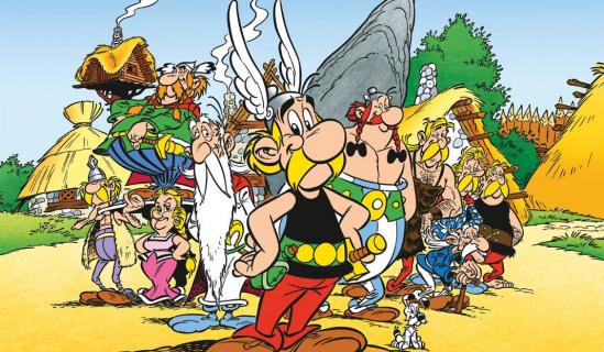 Asterix i Obelix - Netflix szykuje serial animowany