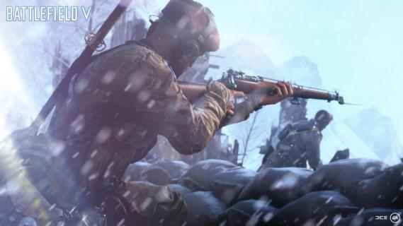 Będą otwarte beta testy gry Battlefield V