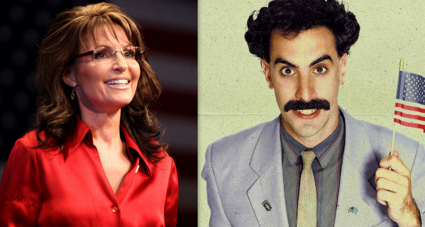 Sarah Palin krytykuje Sachę Barona Cohena za jego nowy progam. Komik odpowiada