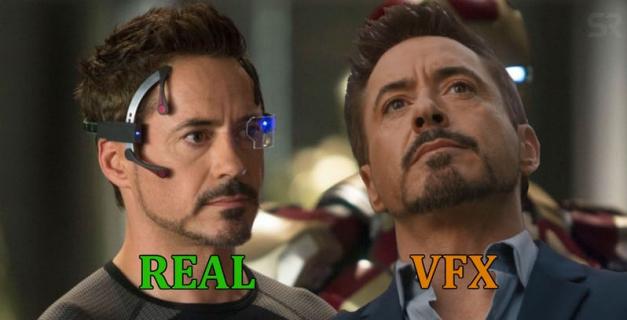 Na ekranie Tony Stark, a gra go ktoś inny. Czy to najlepszy efekt CGI w MCU?