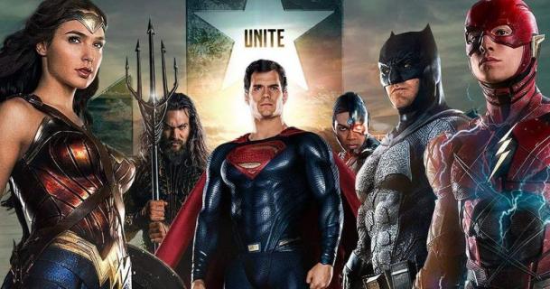 Liga Sprawiedliwości – wersja Snydera została zarżnięta. Fotograf komentuje