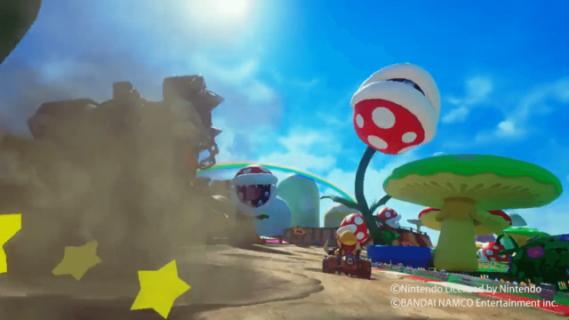 Mario Kart VR wkracza do Europy