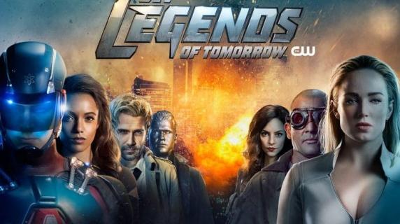 [SDCC 2018] Demony i jednorożec. Legends of Tomorrow – zwiastun 4. sezonu