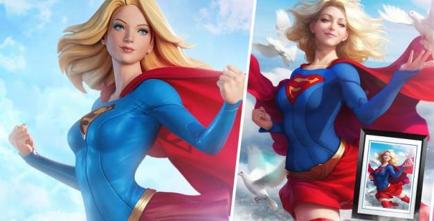 Wszyscy kochamy Supergirl. Teraz możemy kupić figurkę – oto zdjęcia