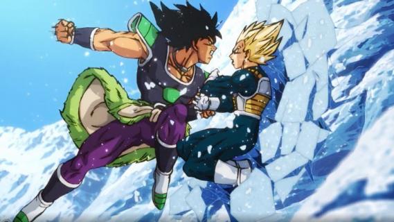 [SDCC 2018] Epicki pojedynek! Zwiastun filmu anime Dragon Ball Super: Broly