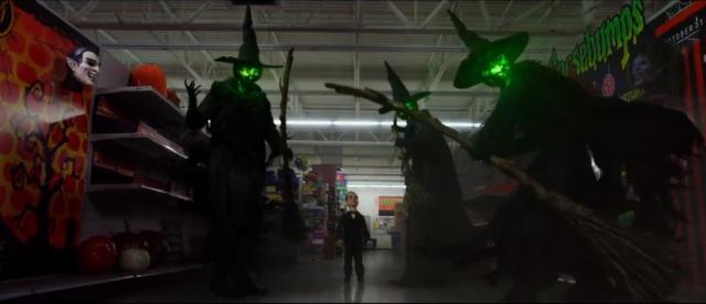 Potwory wychodzą z książki. Zwiastun filmu Gęsia skórka 2