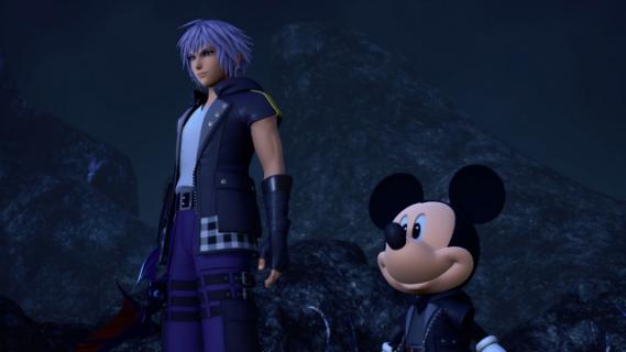Kingdom Hearts III zapewni ok. 80 godzin zabawy. Nowe informacje o grze
