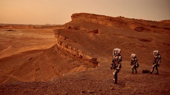 [SDCC 2018] Ekipa o serialu Mars. Kiedy premiera 2. sezonu?