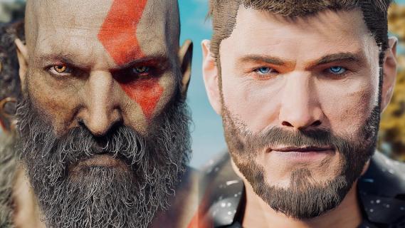 Thor kontra Kratos. Zobacz popkulturowy pojedynek