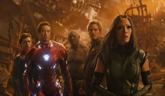 Avengers 4 – czy ta postać będzie nosić zbroję w filmie? Nowe zdjęcie