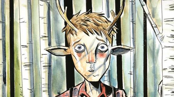 Łasuch #01 – recenzja komiksu