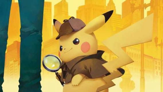 Oto pierwsze logo filmu Detective Pikachu. Zmiana w tytule