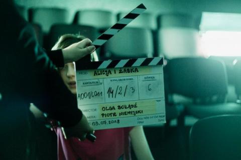 Debiut reżyserski Olgi Bołądź. Zobacz zapowiedź filmu Alicja i Żabka