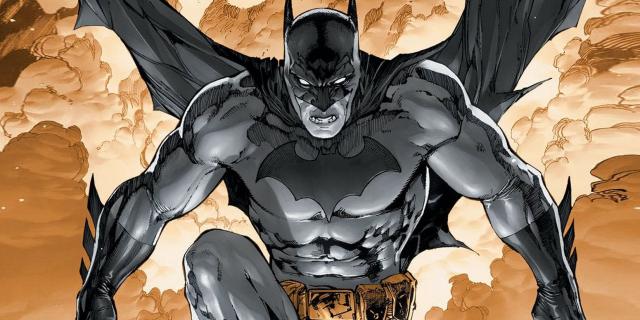 Batman w komiksie ma złamane serce, więc wraca do klasycznego stroju