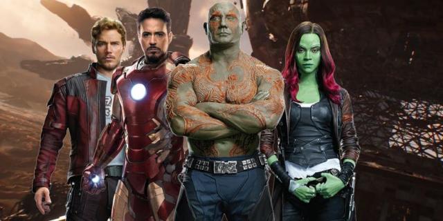 Opóźnienie Strażników Galaktyki 3 wpłynie na Avengers 4? Bautista tajemniczo