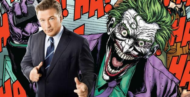 Baldwin jednak nie zagra w filmie Joker. Aktor zrezygnował
