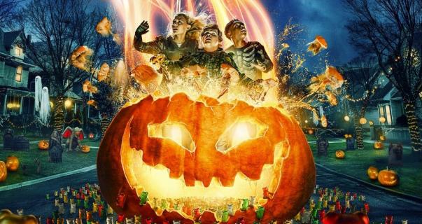 Halloween będzie trwało wiecznie? Nowy zwiastun filmu Gęsia skórka 2