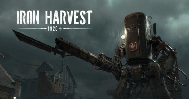 Uniwersum 1920+ w akcji. Zobacz fragment rozgrywki z Iron Harvest