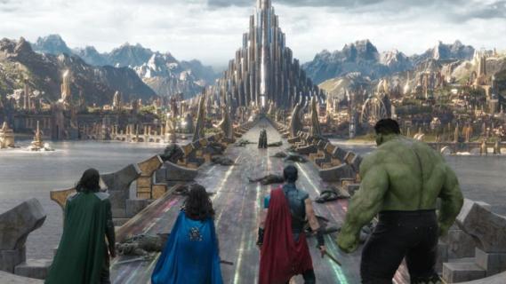Asgard w MCU mógł wyglądać zupełnie inaczej – zobacz grafikę