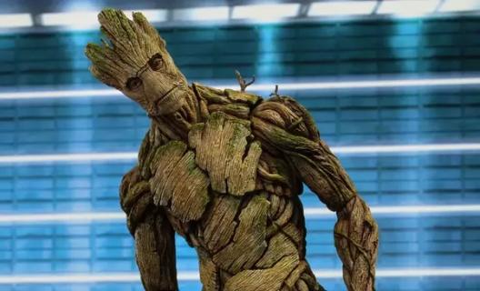 Strażnicy Galaktyki - Groot w komiksie stał się elokwentny (w pewnym sensie)