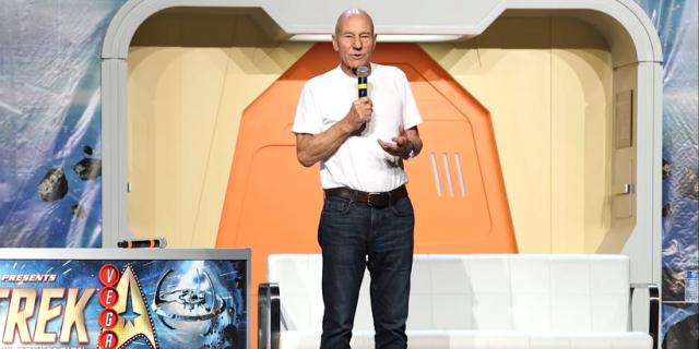 Star Trek – serial o Picardzie inny niż Następne pokolenie. Nowe informacje