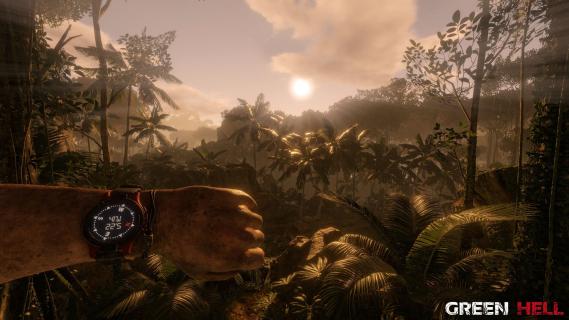 Przetrwanie w Amazonii. Zobacz premierowy zwiastun polskiej gry Green Hell