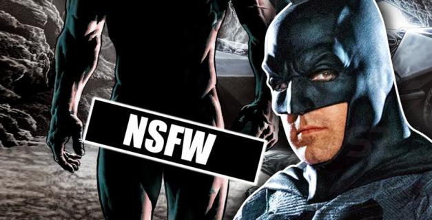 Kto się boi penisa Batmana? DC cenzuruje komiks