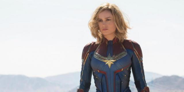 Captain Marvel – ile filmów w kontrakcie ma Brie Larson? Znamy dokładną liczbę