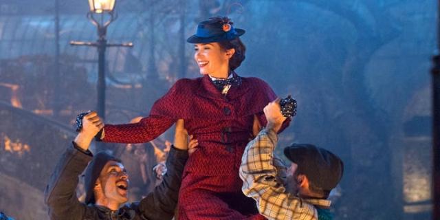 Mary Poppins powraca – nowe zdjęcia z produkcji Disneya