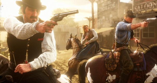 Red Dead Redemption 2 – zwiastun premierowy zachęca do sięgnięcia po grę