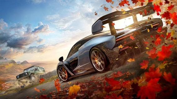 Guziec z serii Halo pojawi się w grze Forza Horizon 4