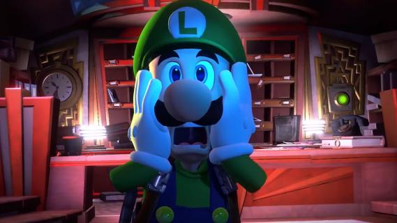Amazon wyręczył Nintendo. Data premiery Luigi's Mansion 3 ujawniona