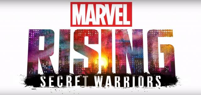 Marvel Rising: Secret Warriors – zwiastun serialu animowanego o grupie herosów