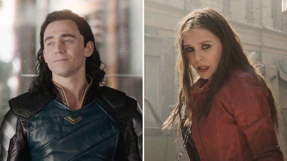 Loki i Scarlet Witch otrzymają własne seriale. Trafią na platformę Disneya