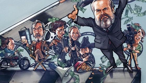 They'll Love Me When I'm Dead – zwiastun dokumentu o Orsonie Wellesie