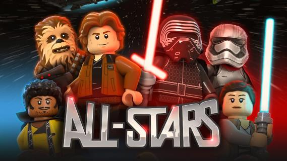 LEGO Star Wars: All-Stars – teaser nowej produkcji z klockami LEGO