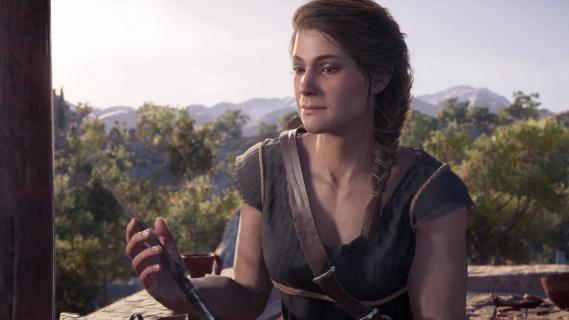 Assassin's Creed Odyssey z rekordem otwarcia serii