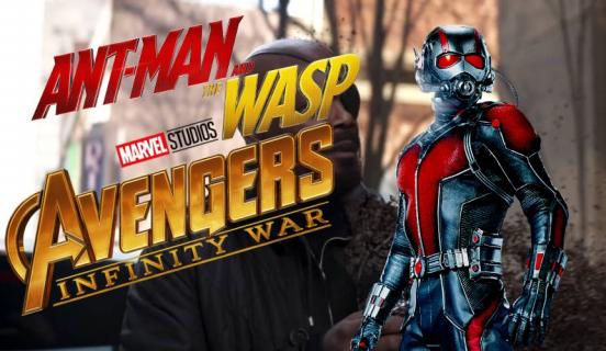 Wojna bez granic i Ant-Man i Osa – ostatnie sceny w kolejności chronologicznej
