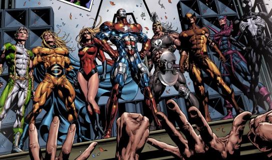 Jednym z kolejnych projektów Marvel Studios będzie… Dark Avengers?