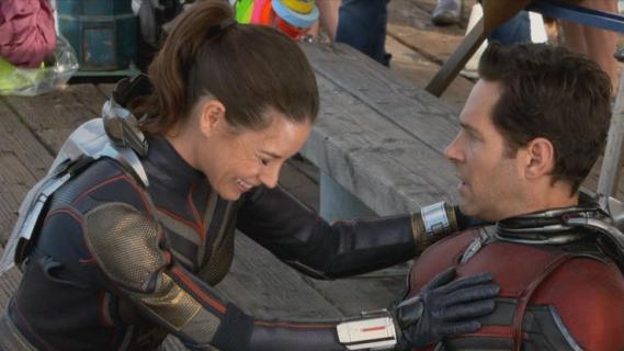 Ant-Man – wielka frajda na planie filmów. Zobacz zdjęcia zza kulis