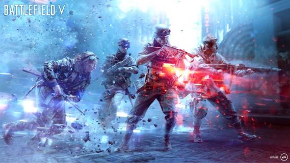 Battlefield V z szokująco małą zawartością na premierę