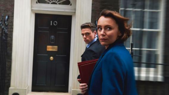 Bodyguard – zwiastun brytyjskiego hitu. Serial wkrótce w Netflixie