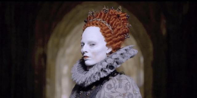 Mary Queen of Scots – zwiastun filmu historycznego o walce królowych